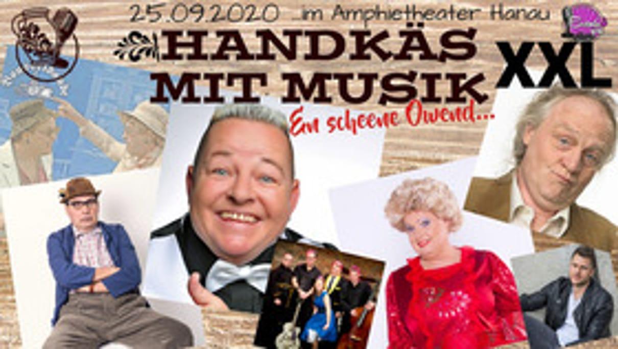 """Handkäs mit Musik XXL - """"En scheene Owend"""""""