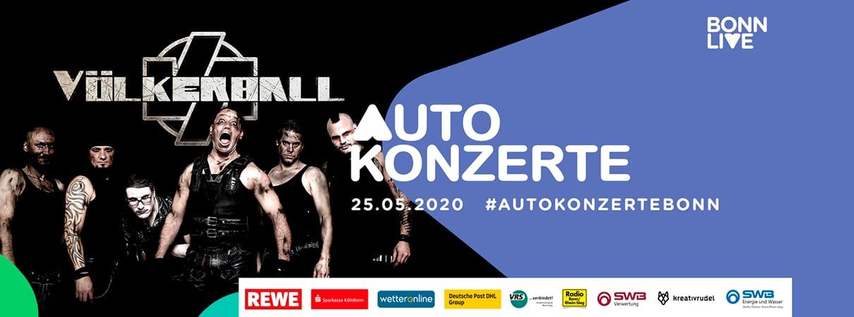 Völkerball | BonnLive Autokonzerte | Zusatzshow