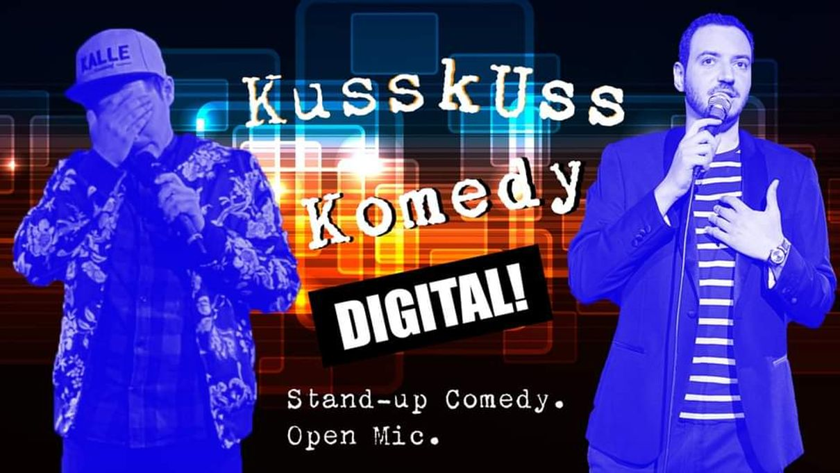 KussKuss Komedy: Digital Februar 2021