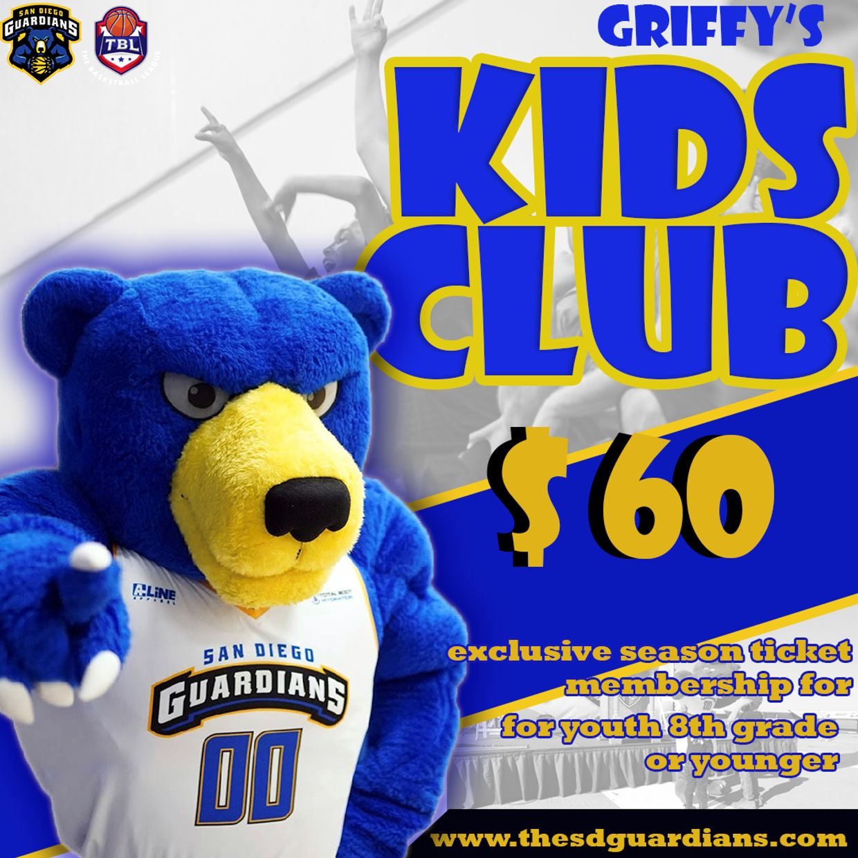 KIDS CLUB MEMBERSHIP