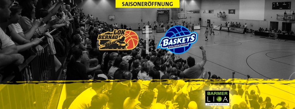 LOK Bernau vs. Baskets Wolmirstedt