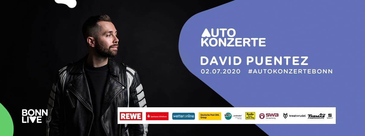 David Puentez | BonnLive Autokonzerte