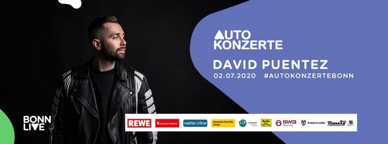 David Puentez   BonnLive Autokonzerte