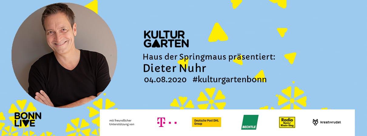 Dieter Nuhr | BonnLive Kulturgarten