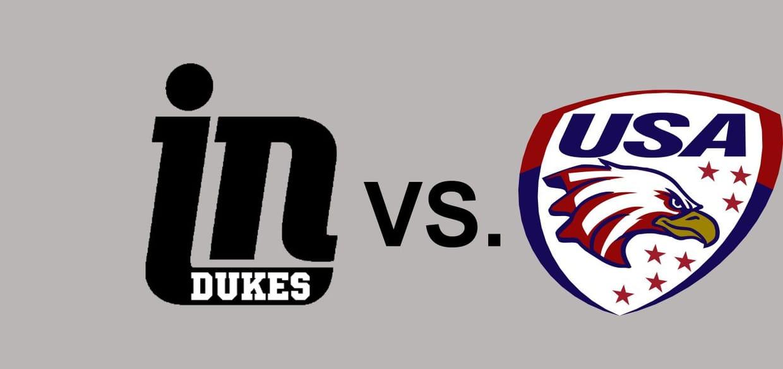 Ingolstadt Dukes vs. USA Eagles