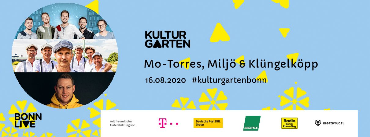 Mo-Torres, Miljö & Klüngelköpp | BonnLive Kulturgarten