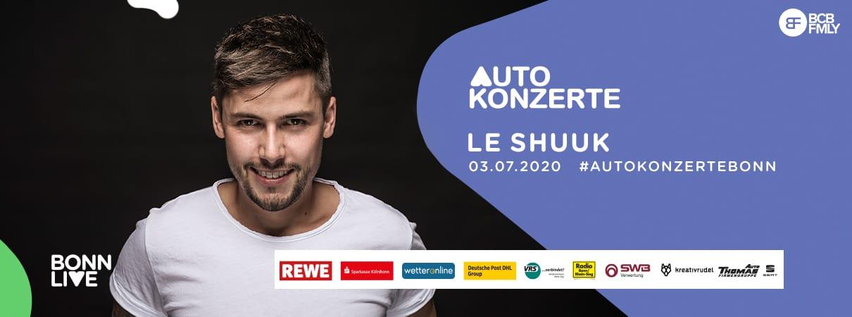 Le Shuuk | BonnLive Autokonzerte