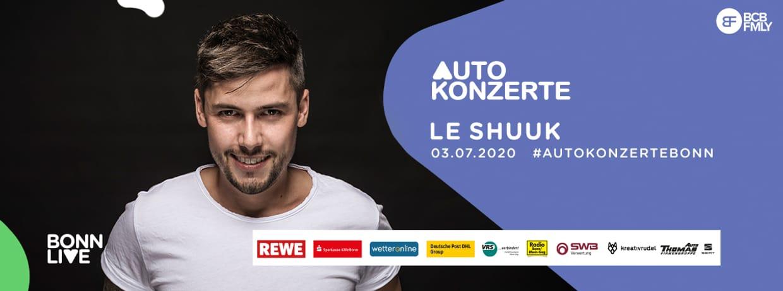 Le Shuuk   BonnLive Autokonzerte
