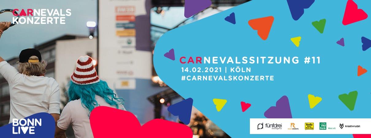 Carnevalssitzung #11 (PKW-Tickets ausverkauft) | Köln Carnevalskonzerte
