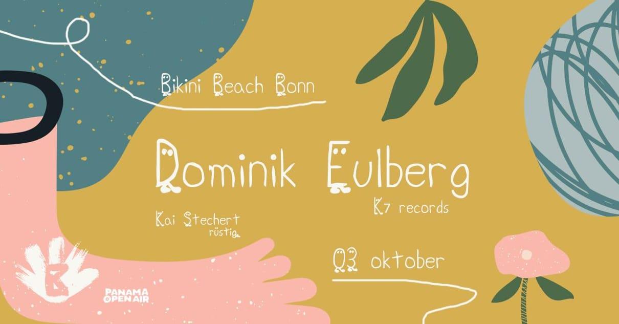 Dominik Eulberg am Beach