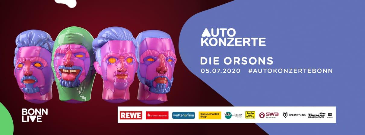 Die Orsons | BonnLive Autokonzerte