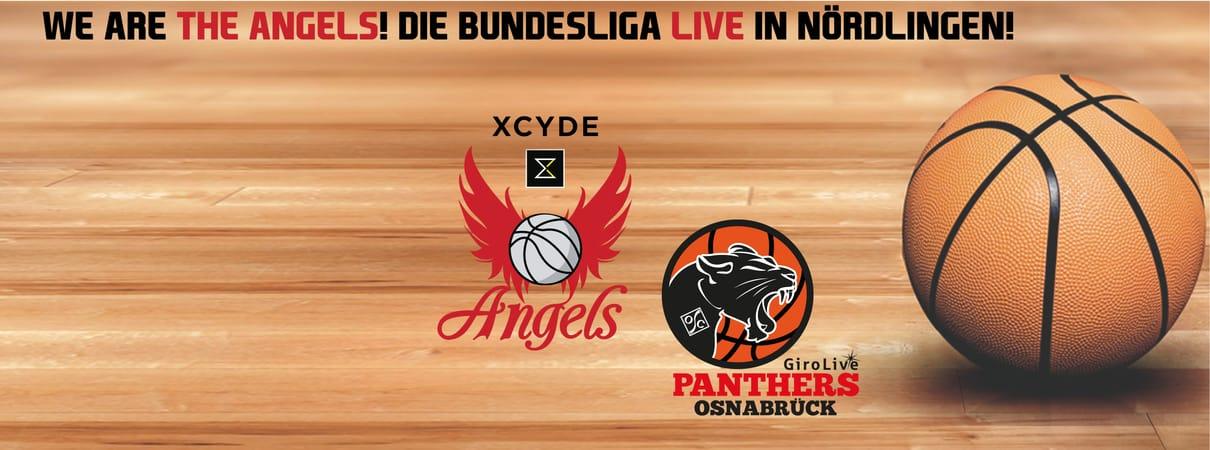 XCYDE Angels - GiroLive Panthers Osnabrück