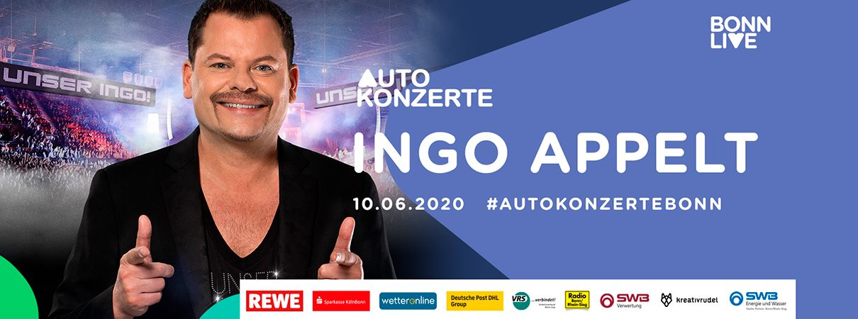 Ingo Appelt   BonnLive Autokonzerte