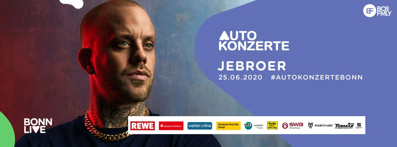 Jebroer | BonnLive Autokonzerte