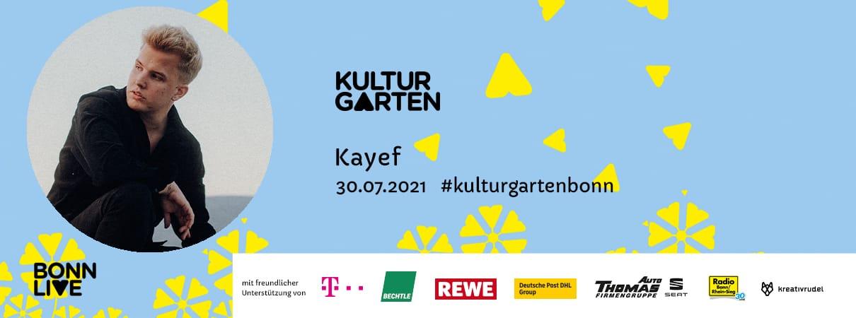 KAYEF | BonnLive Kulturgarten