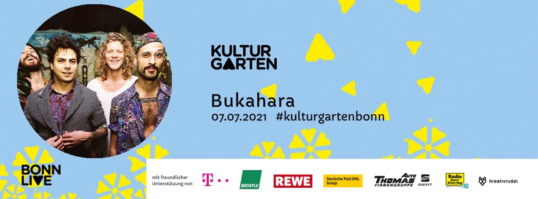 Bukahara | BonnLive Kulturgarten