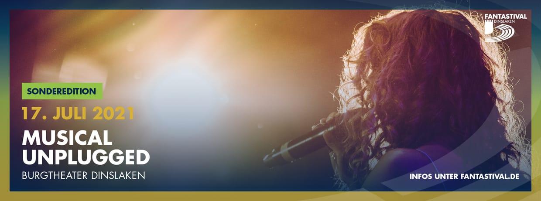 FANTASTIVAL Sonderedition 2021 - Musical Unplugged - Ein akustischer Sommerabend