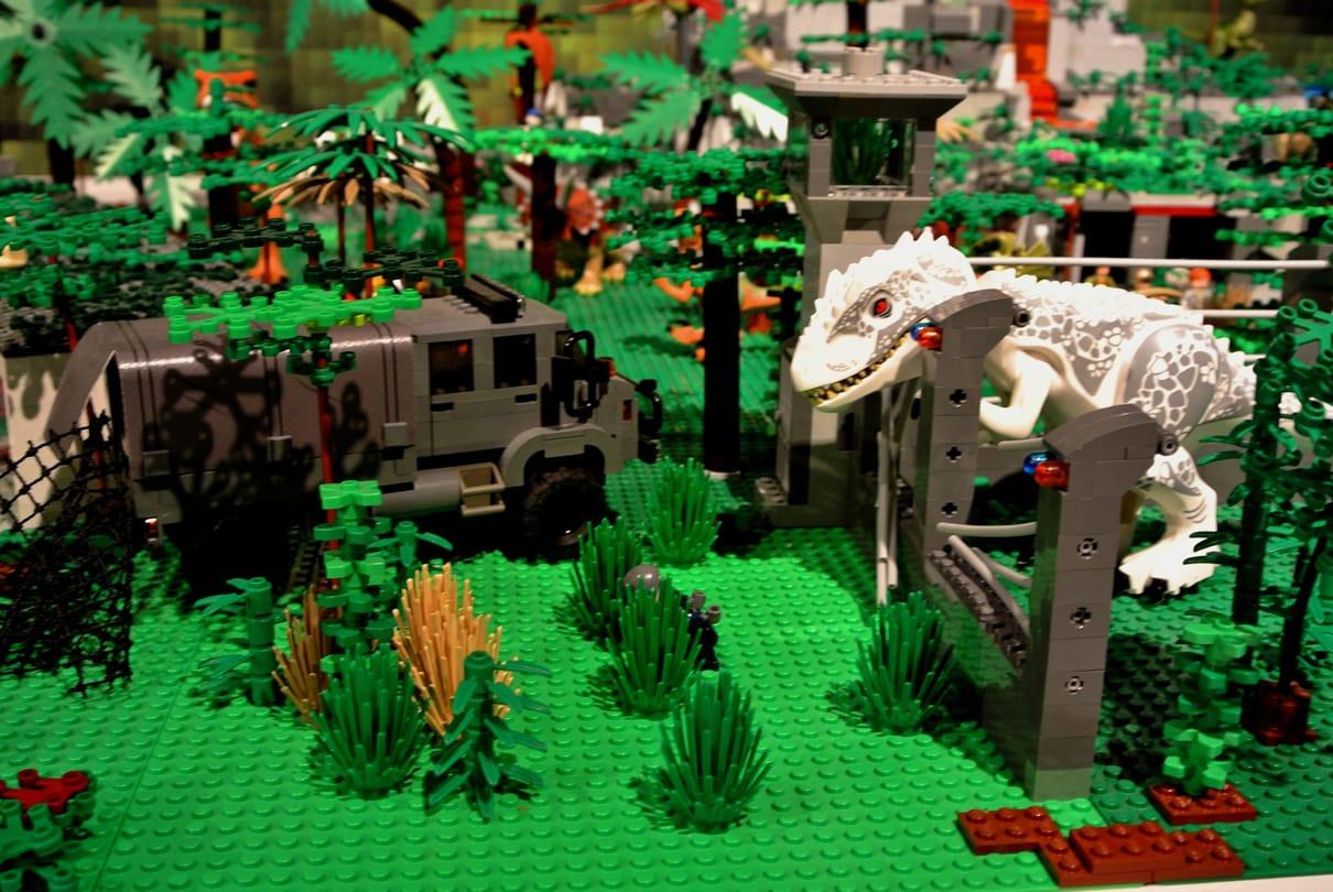 Logo - alles aus LEGO! Die Klötzlebauer