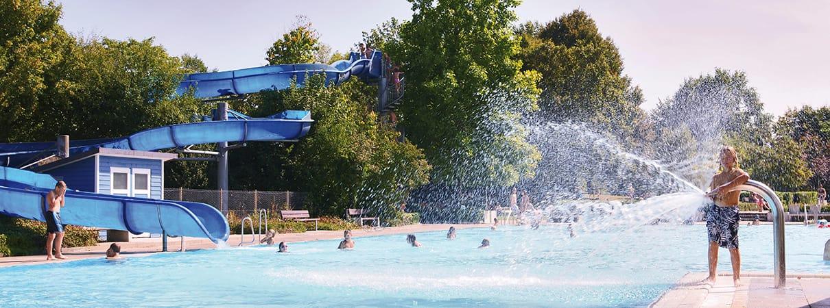 Freibad Teningen (Do., 16.07.) oder Frühschwimmen