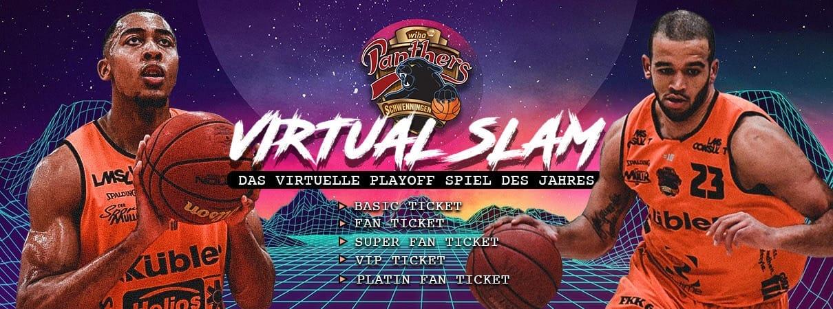 #VirtualSlam