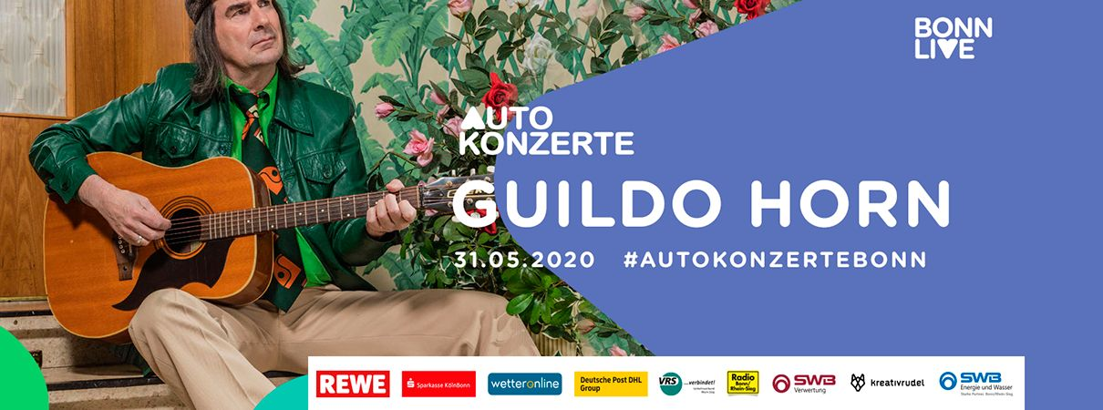 Guildo Horn & Die Orthopädischen Strümpfe | BonnLive Autokonzerte