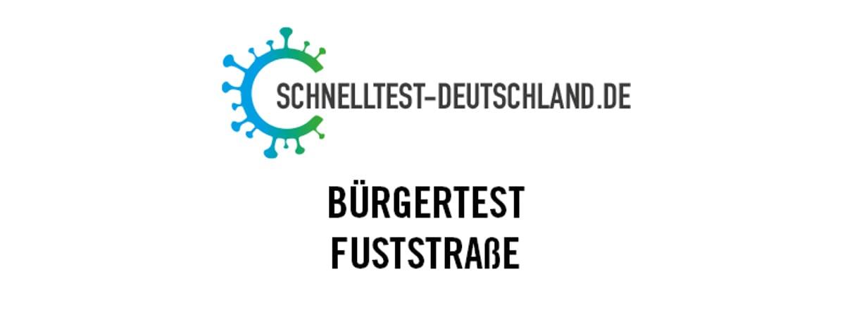 Schnelltestzentrum Fuststraße