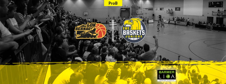 LOK Bernau vs. Baskets Juniors Oldenburg
