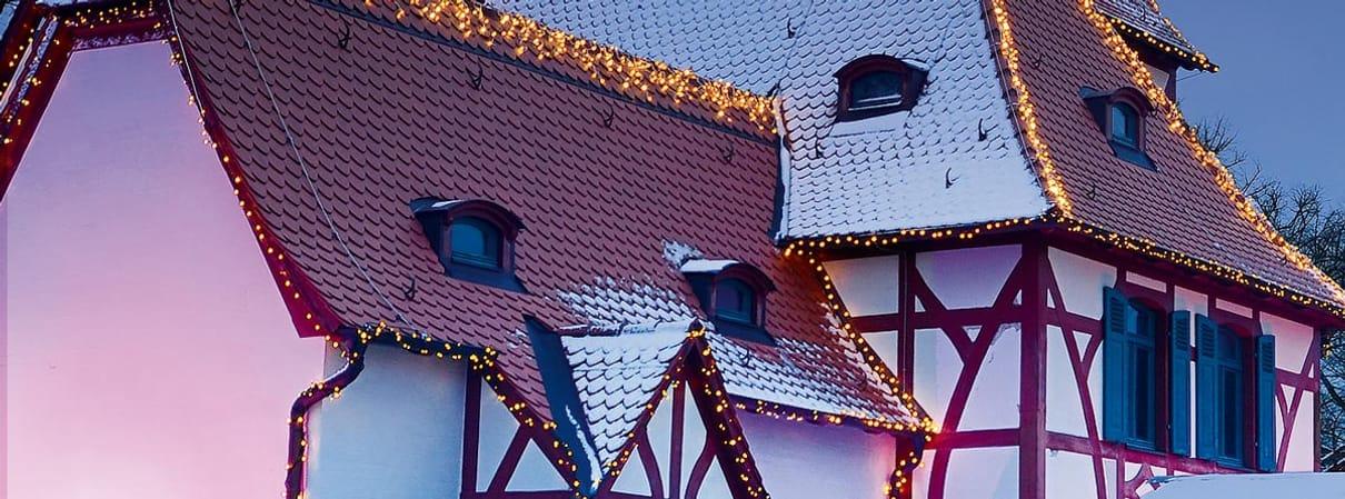Romantischer Weihnachtsmarkt Gut Wolfgangshof 2018