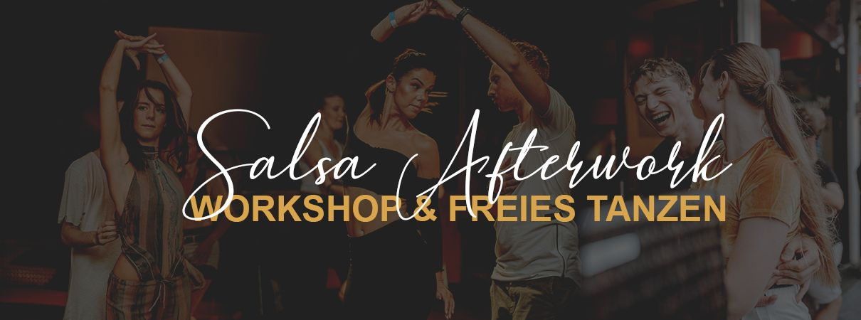 Salsa Afterwork | Workshop