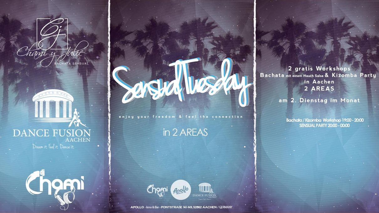 Sensual Tuesday - Exclusive Edition (08.2020)