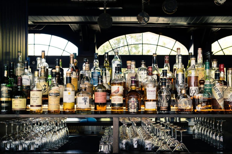 Das Tasting fällt aus, normaler Pubbetrieb 3. Juli = The History of Spirits