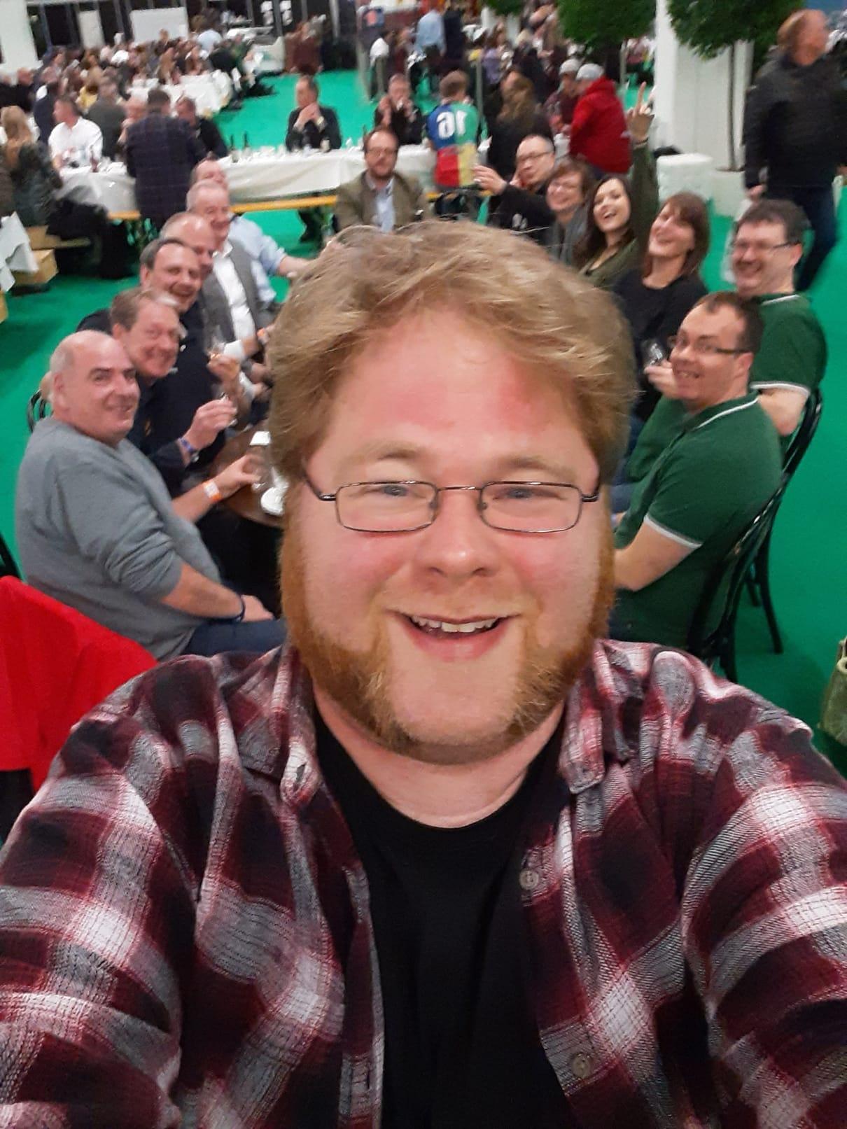 26. September 2020 - irisches Tasting mit Thorsten Frahling