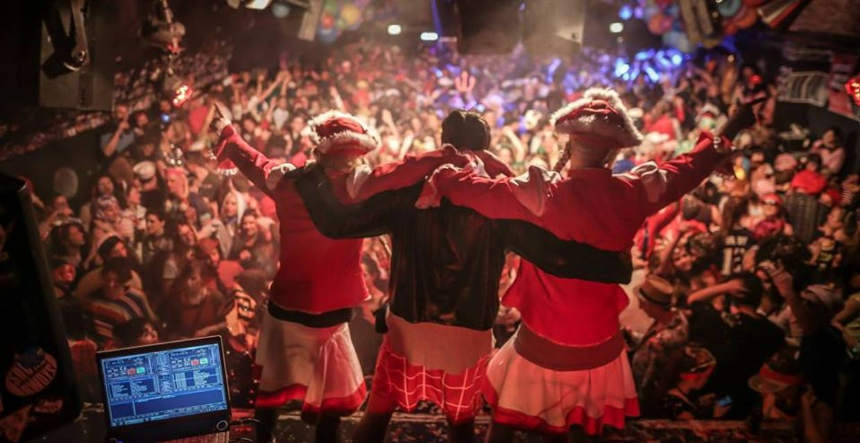 Die Karnevalsause der Mittanzgelegenheit: Polka, Polka, Polka!
