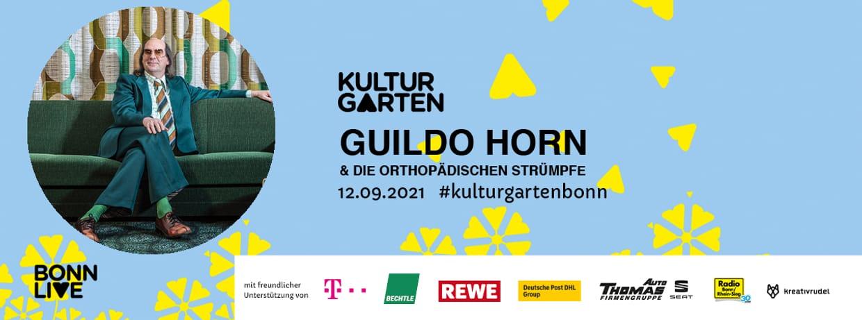 Guildo Horn & Die Orthopädischen Strümpfe  | BonnLive Kulturgarten