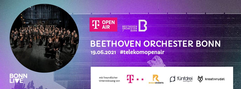 Beethoven Orchester Bonn | Telekom Open Air