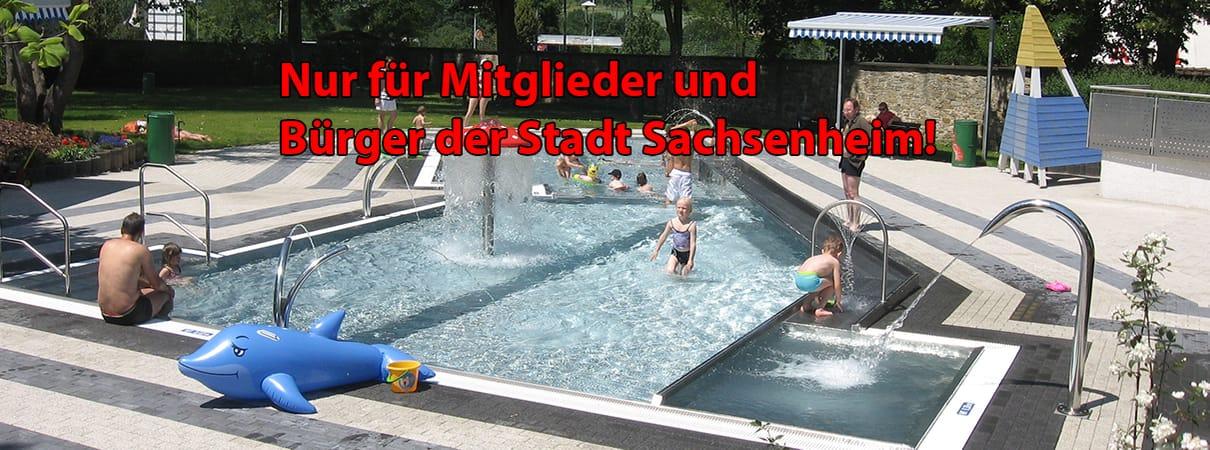 Schloss-Freibad Sachsenheim (Di, 11.08.2020)