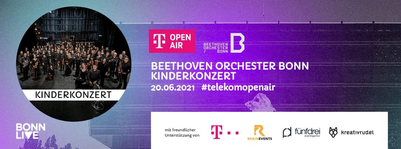 Beethoven Orchester Bonn Kinderkonzert   Telekom Open Air