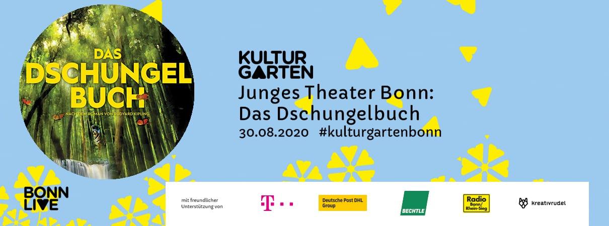 JTB: Das Dschungelbuch | BonnLive Kulturgarten