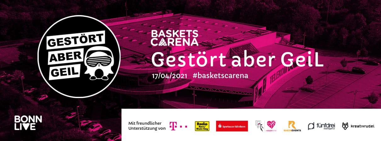 Gestört aber GeiL | Baskets Carena