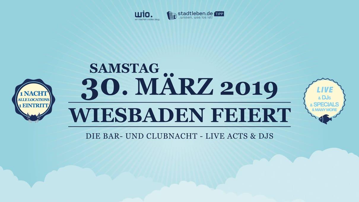 Wiesbaden feiert 2019
