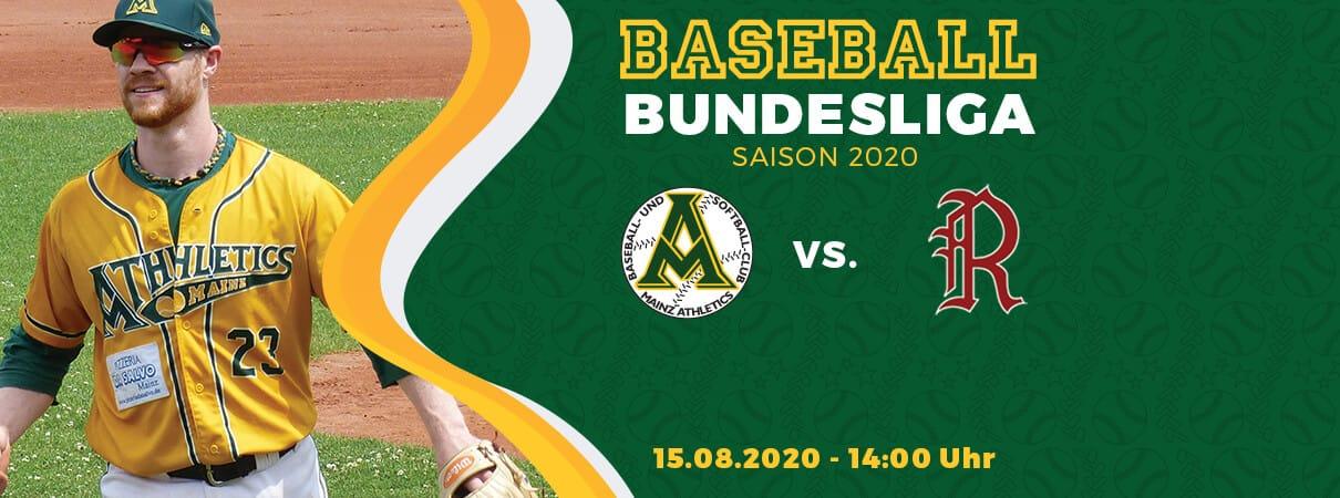 Mainz Athletics vs. Buchbinder Legionäre