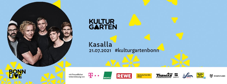 Kasalla | BonnLive Kulturgarten